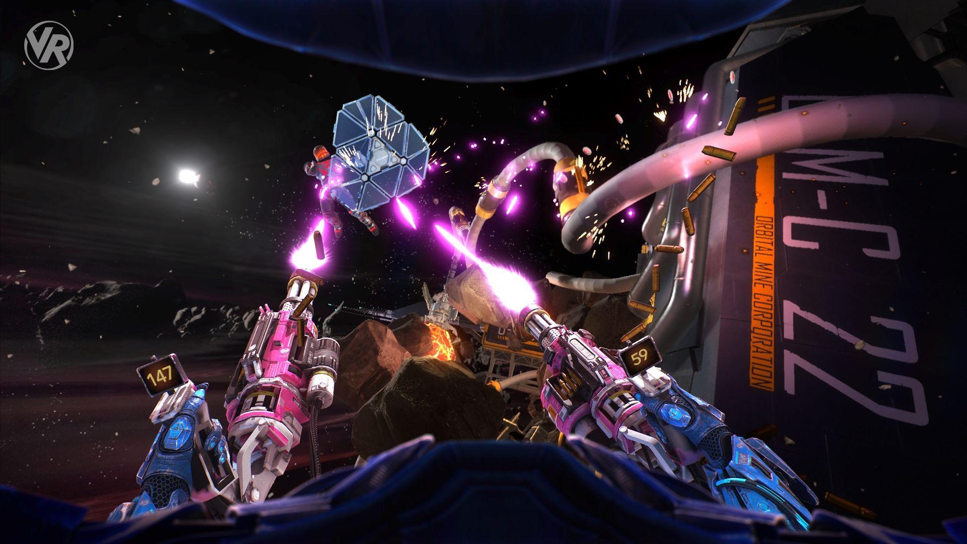 Space Junkies (Oculus Edition) Ad , Affiliate, Junkies