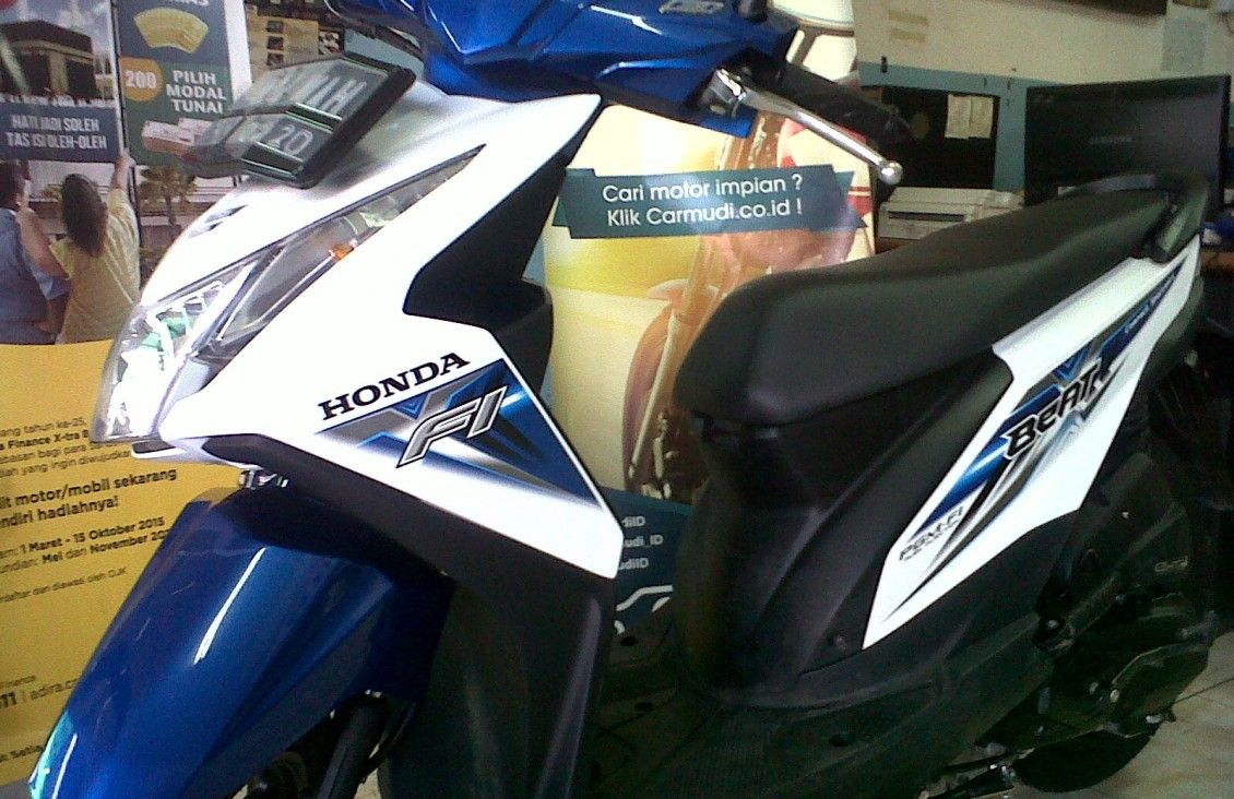 Jual Beli Motor Baru Bekas Murah Cash Dan Kredit Honda Beat Cw
