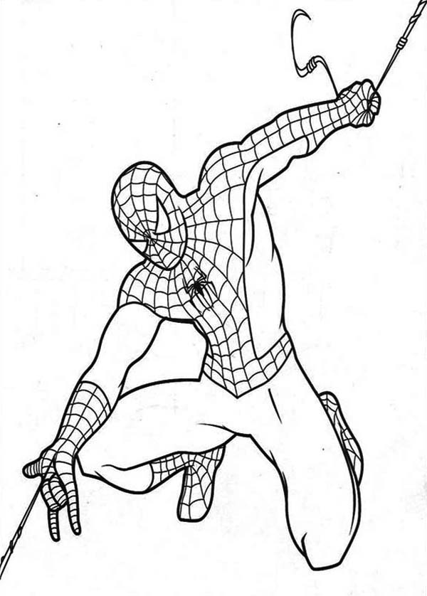 Visit Our Collection To Download Spiderman Coloring Pages For Kids Click On The Board To See More Spiderman Coloring Superhero Coloring Pages Coloring Pages