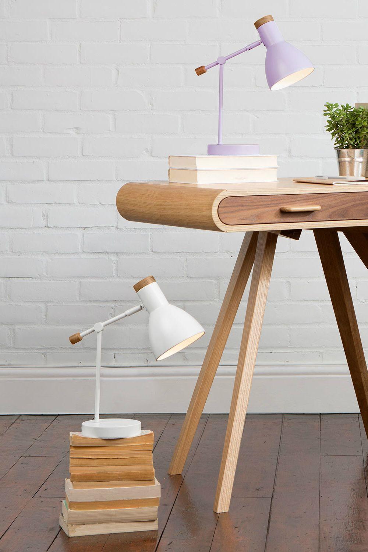 Best Mit unseren Cohen Lampen trifft Industriedesign auf Holz und Farbe Die Lampe u