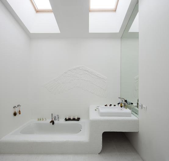 Badezimmer Mit VELUX Fenstern