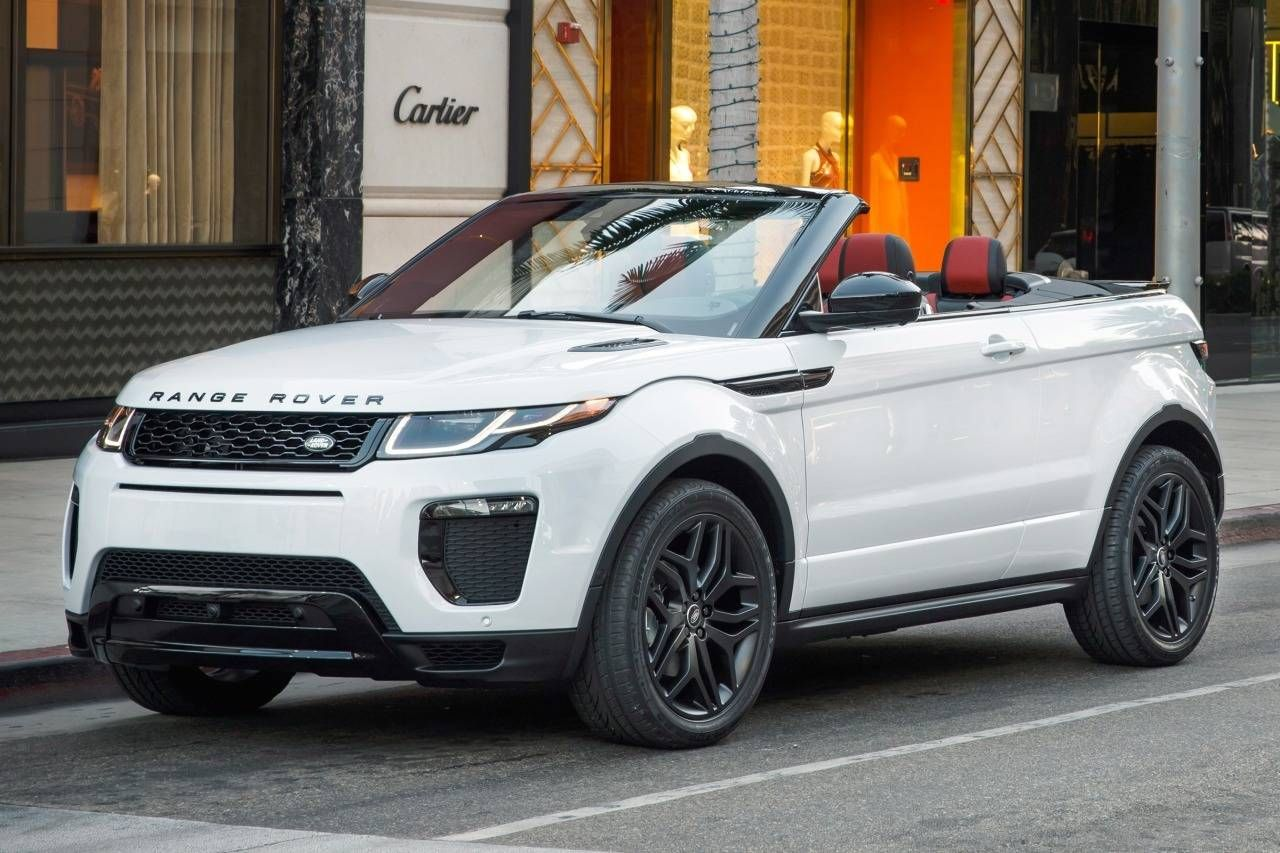 2017 Land Rover Range Evoque Pricing Features Edmunds