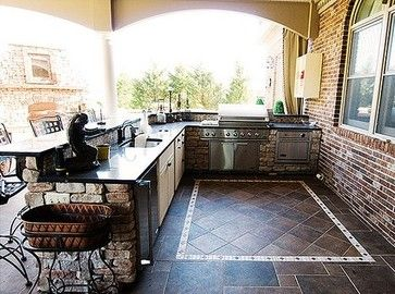 Outdoor Kitchen Design Ideas Pictures Remodel And Decor Extraordinary Outdoor Kitchen Designs Ideas Design Inspiration