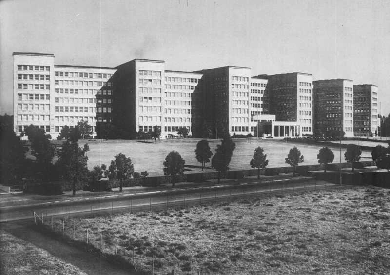 IG Farben Haus Frankfurt