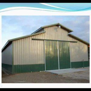 Pole Barn Sliding Door Track Cover Sliding Door Track Sliding Doors Exterior Making Barn Doors