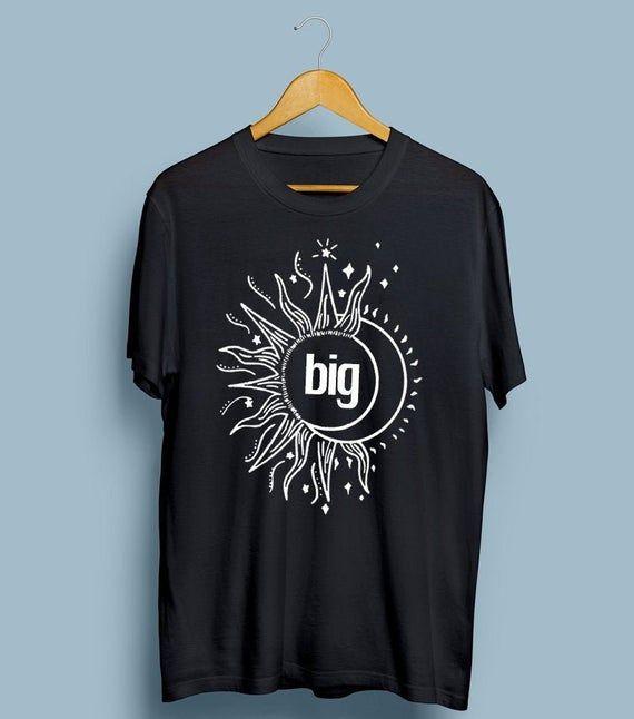 Moon Sorority Shirts, Big Little Shirts, Sorority Big Little Reveal, Big Little T-Shirts, Custom Big #biglittlereveal