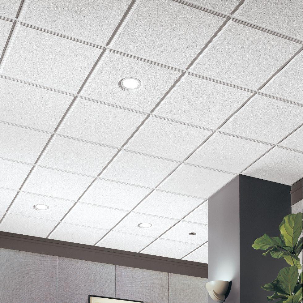 Soft Fibre Ceiling Tiles