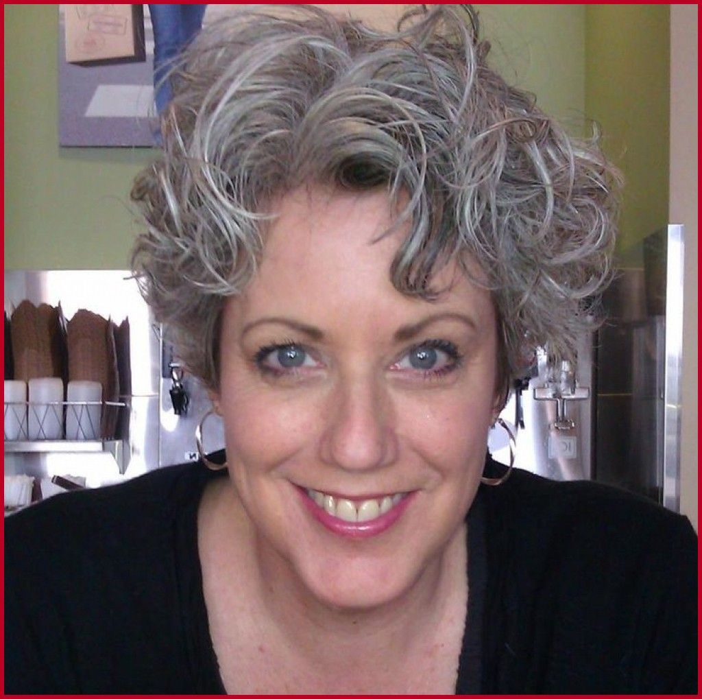 Hairstyles for Gray Curly Hair 322544 Best Short Haircuts