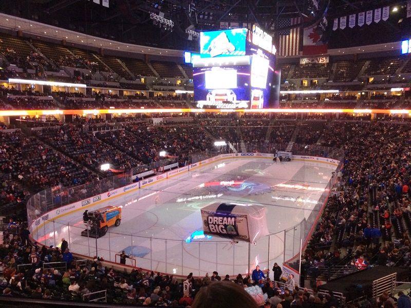 The Pepsi Center Stadium Tour Pepsi Center Sports Stadium