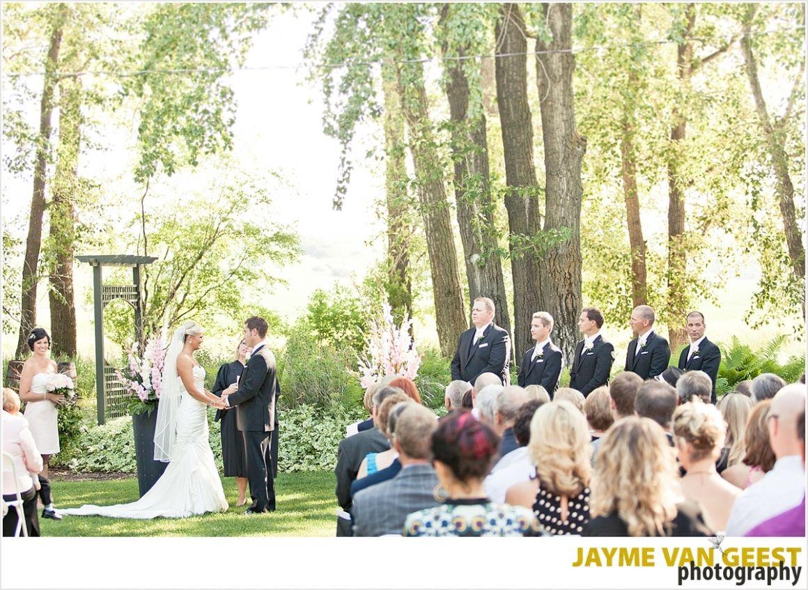 Cottonwood Golf Club Wedding Calgary
