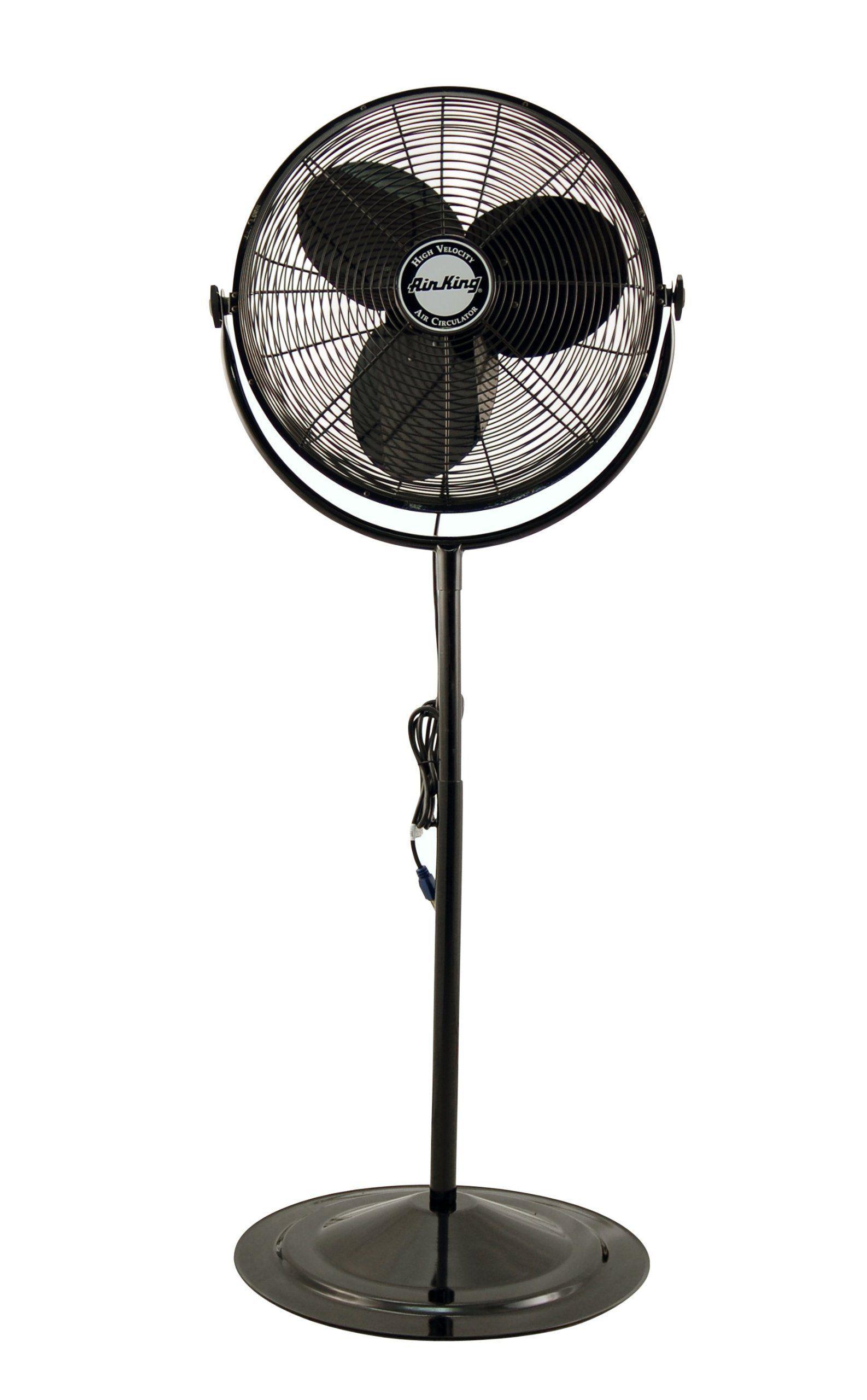 Air King 9420 20Inch Industrial Grade Pedestal Fan