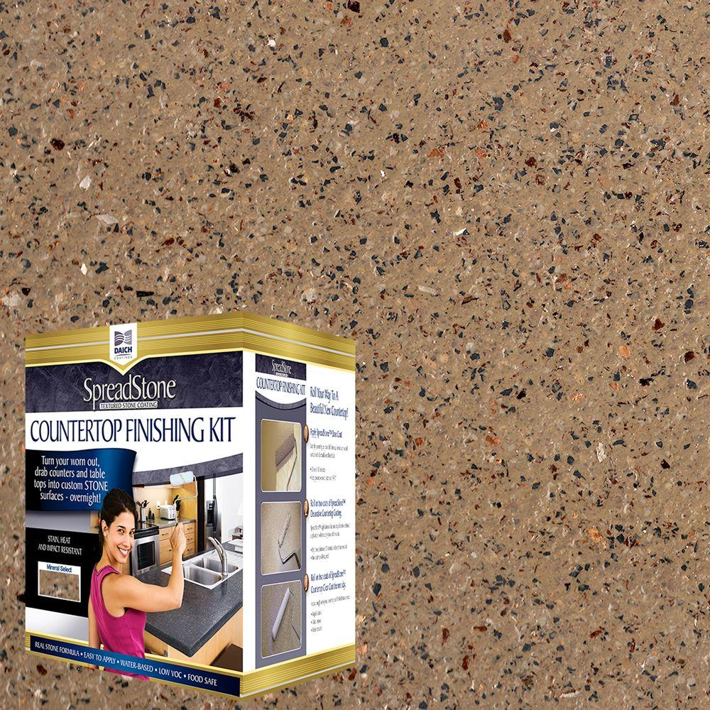 Daich Spreadstone Mineral Select 1 Qt Yosemite Countertop