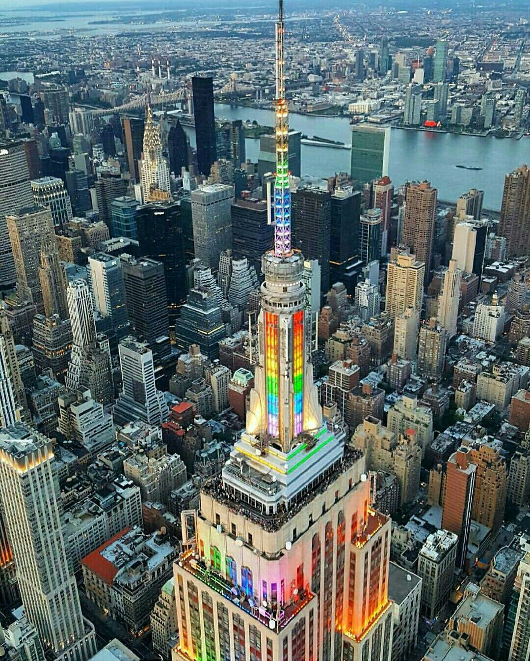 Empire State Building ~ NY