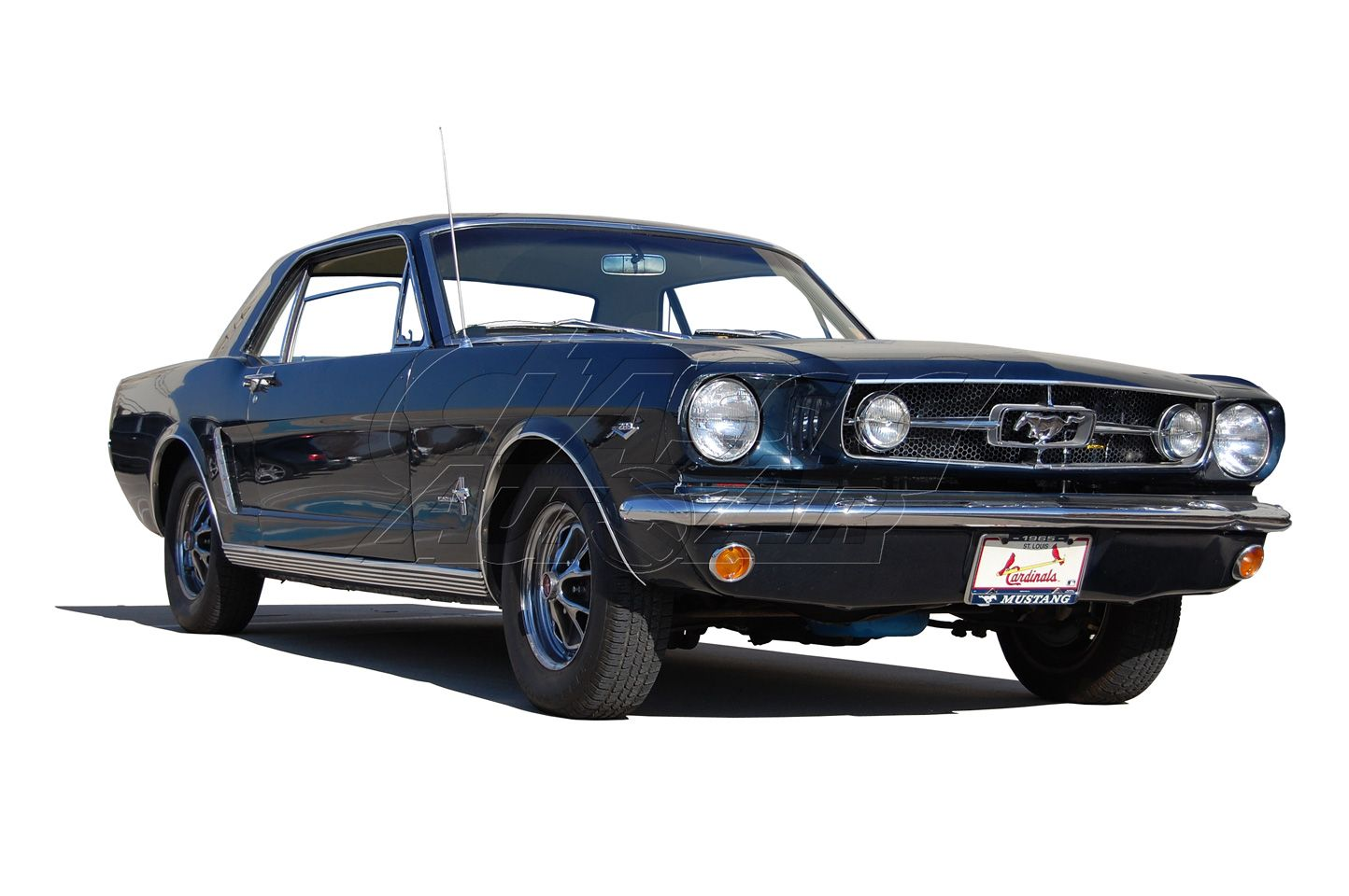 Or 1966 mustang air conditioning system