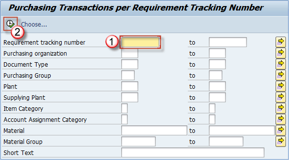 Introduction To Purchasing And Purhase Requisition  Sap Mm