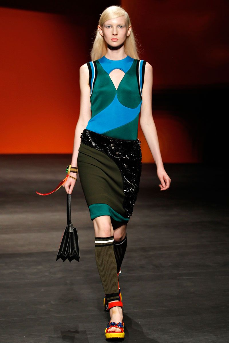 Prada Spring 2014 RTW - Review - Vogue