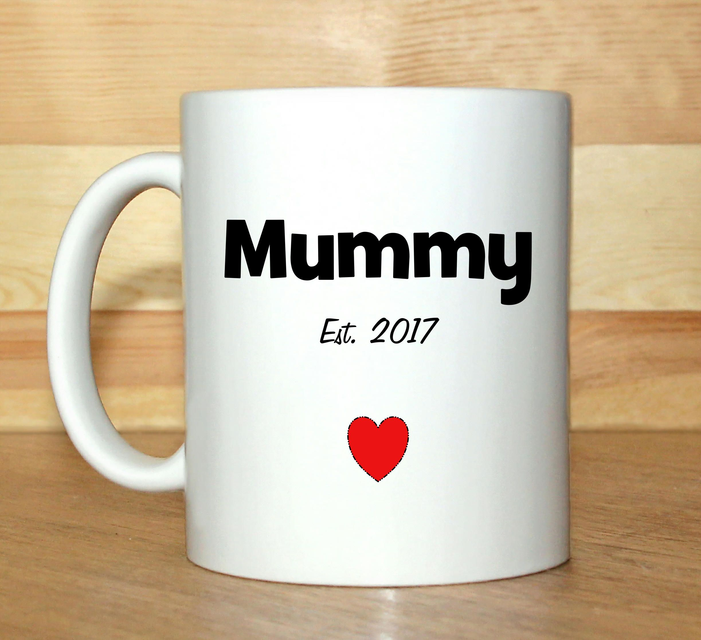 Mummy mug, New Mum mug, Mug for new Mum, Baby shower mug, New Mum ...