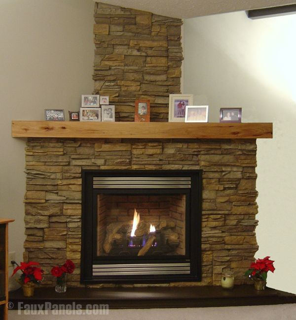 Fireplaces Portfolio Faux Panels Photos And Design Ideas Diy Home Improvement Pinterest