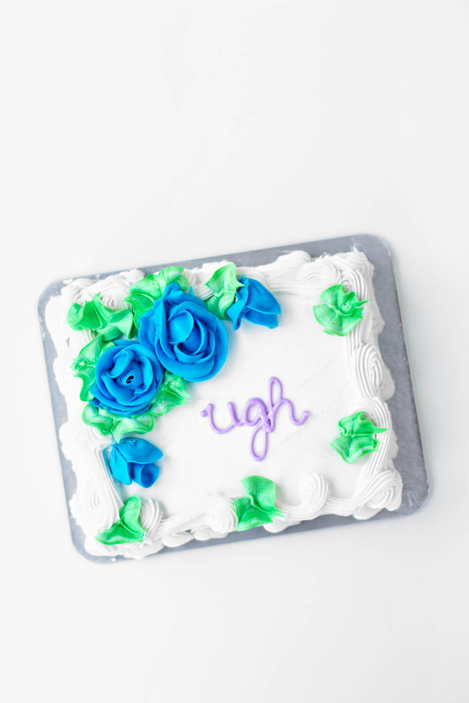 Cakeover: Six Grocery Store Cake Hacks   Cake hacks, Easy ...