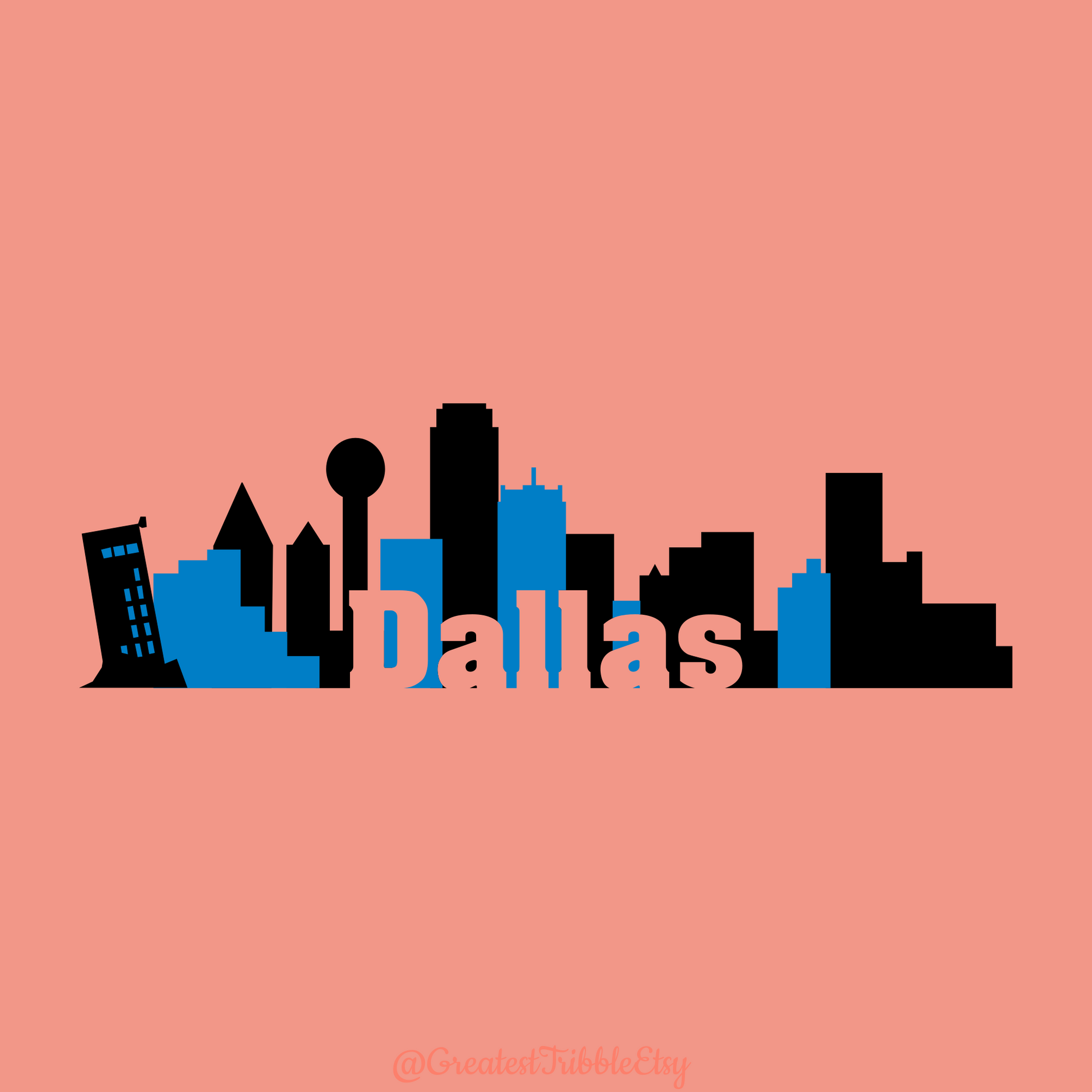 Leaning Tower Of Dallas City Skyline Silhouette Svg Png Jpg Etsy City Skyline Silhouette Skyline Silhouette City Skyline