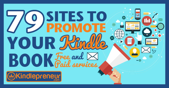 127 of the Top Free and Paid Book Promotion Sites | Author