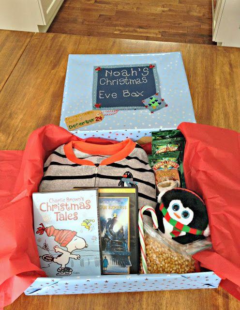 A DIY Night Before Christmas Box & Teacher Gifts!   Night before christmas box, Christmas ...