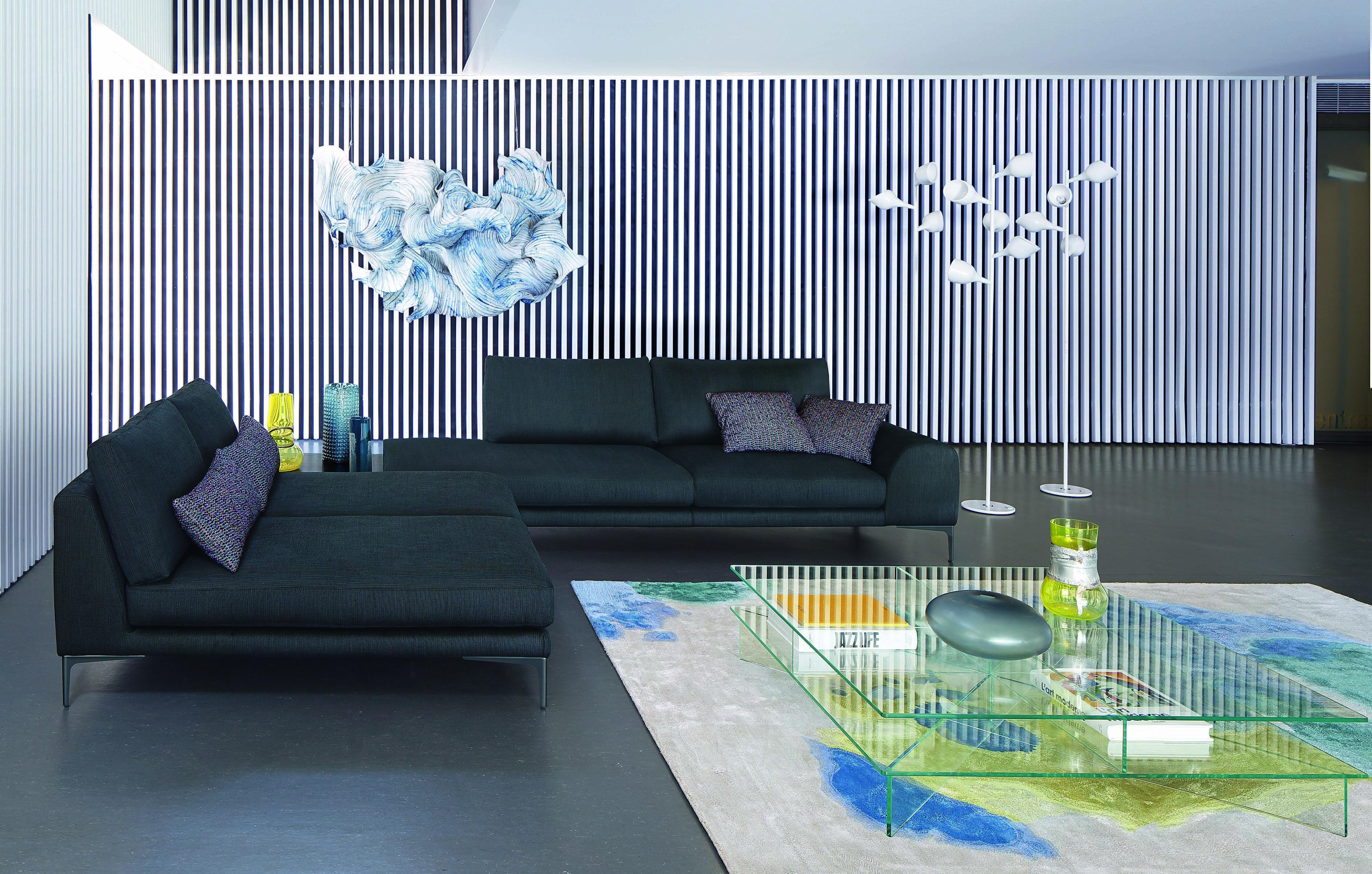 Roche Bobois EXCLAMATION modular sectional sofa Studio Roche