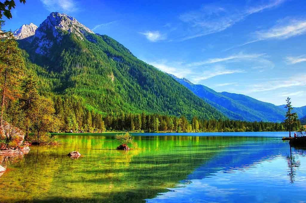 Schönste Seen München