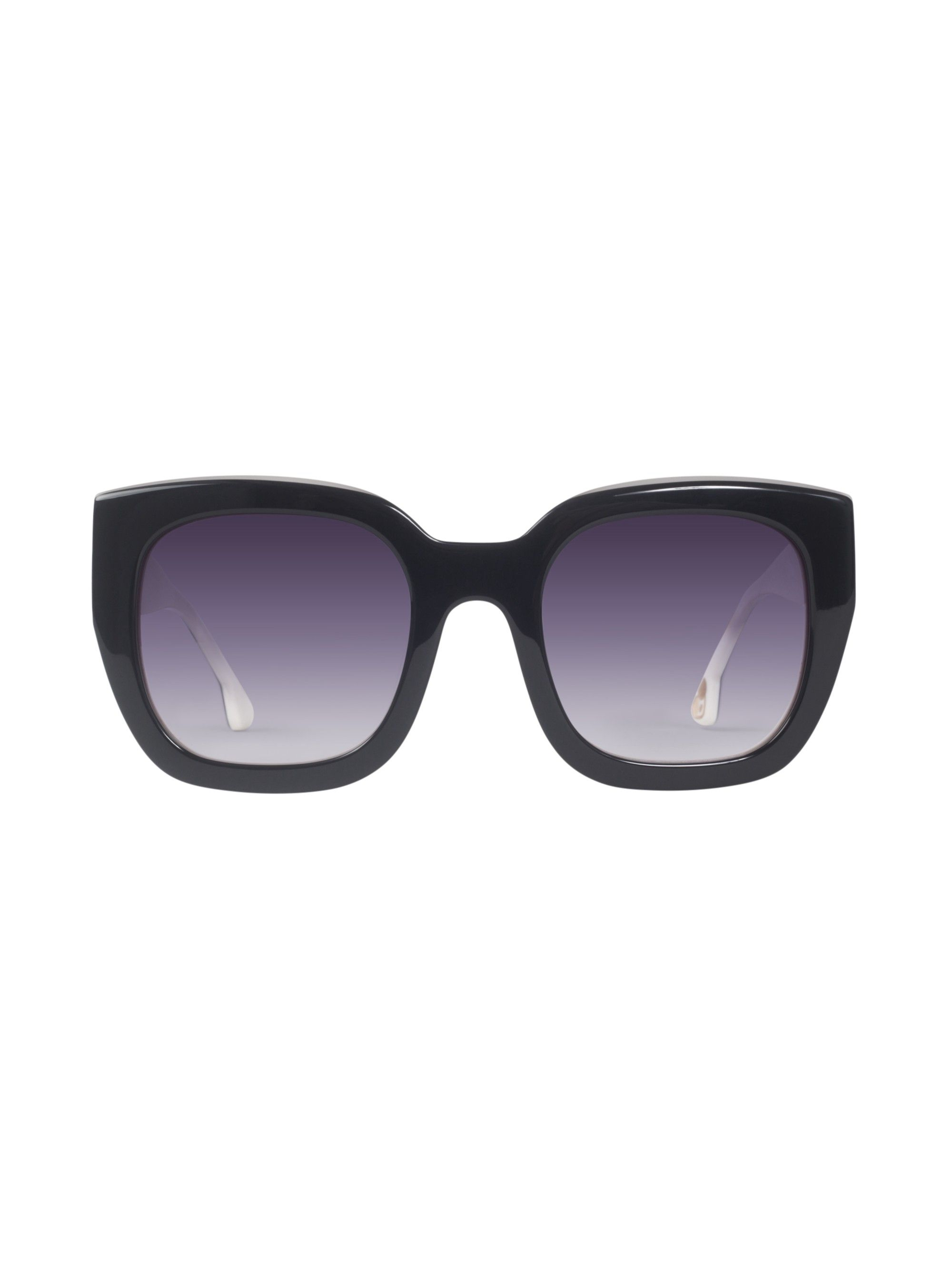 0a2dbfd72a ALICE AND OLIVIA ABERDEEN SUNGLASSES ADD TO MY MOST WANTED - BLACK WHITE.   aliceandolivia