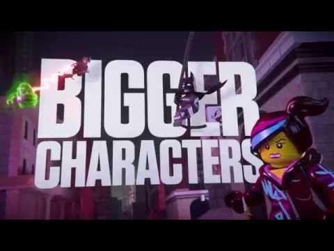 Lego Dimensions E3 Expo Trailer New Adventures Await Lego Dimensions Lego Worlds Lego