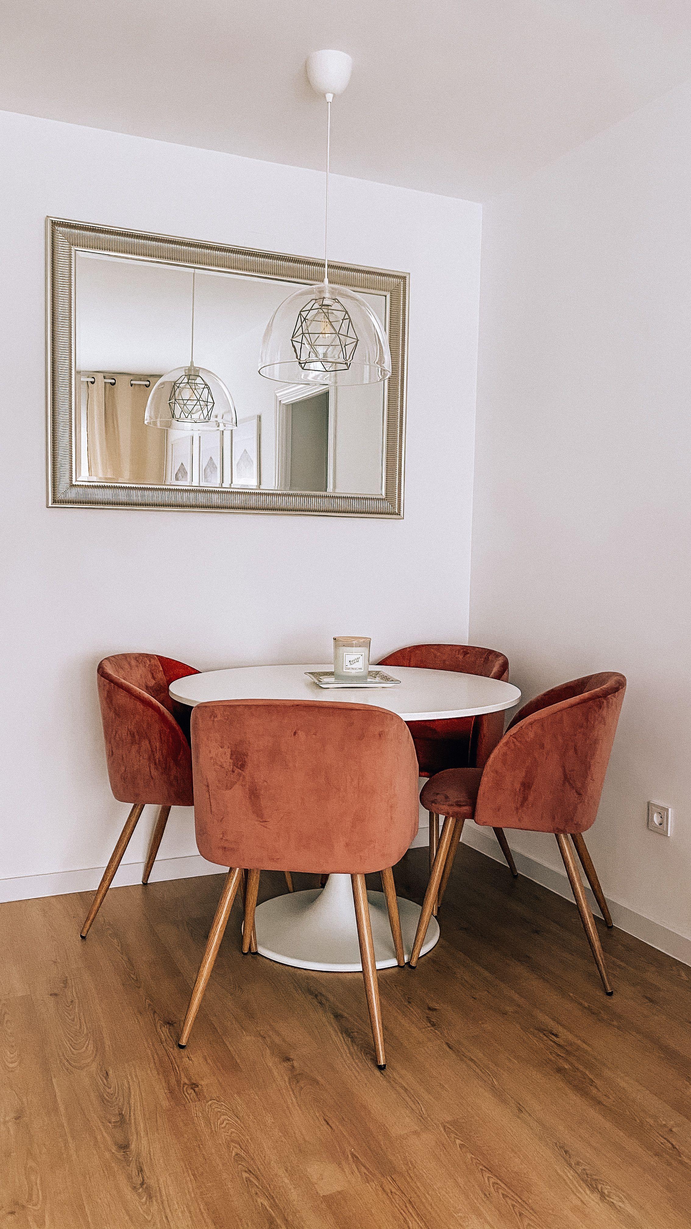 Comedor Mesa Redonda Comedor Diseño De Sala Comedor Decoración De Comedor