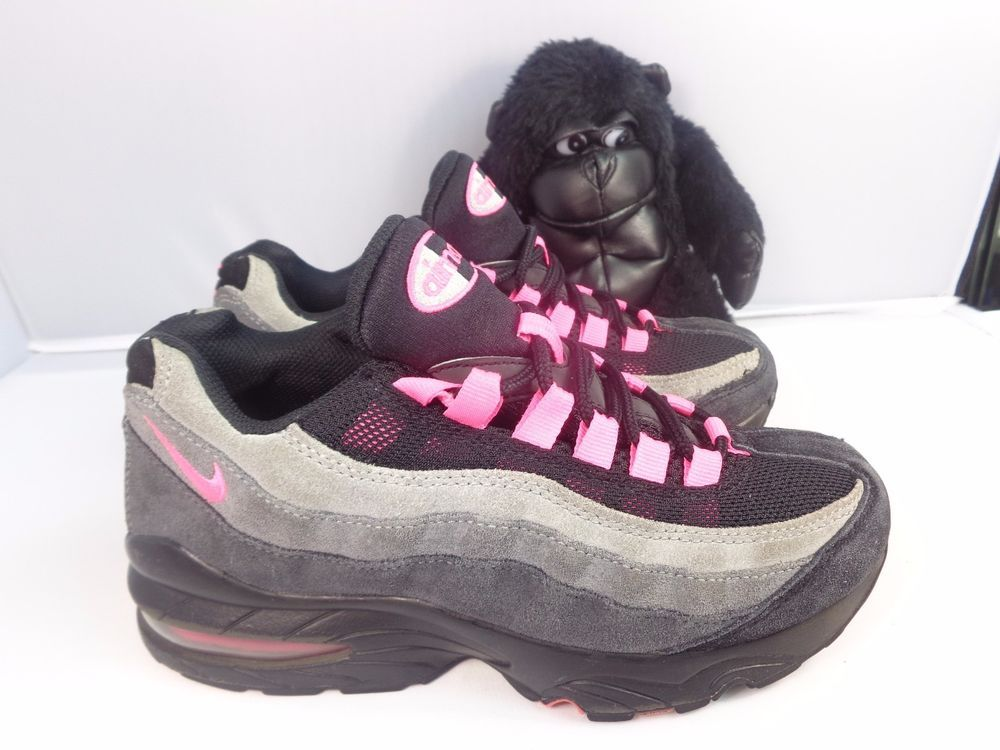dcbd73ed7e Kids Nike Air Max 95 LE Basketball shoes size 4 US 310830-062 #Nike  #Athletic