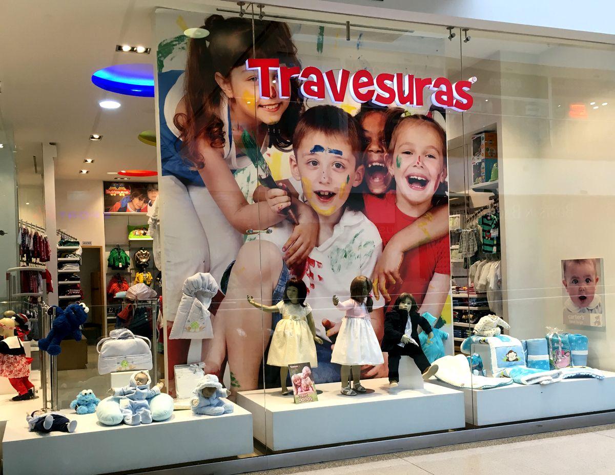 En nuestras tiendas encuentras ropa para pequeños desde 0 a 14 años. Conoce aquí el punto de venta más cercano a tu ubicación. http://travesuras.com.co/tiendas/