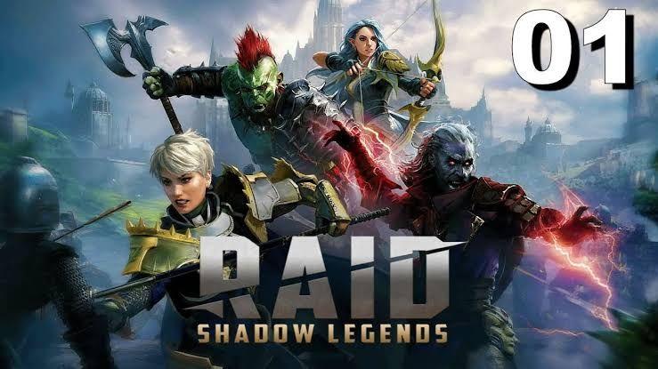 How Can Do Raid Shadow Legends Mod Android Raid Shadow Legends