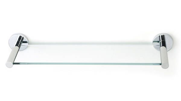 Barben Fuze Glass Shower Shelf – Square | Bathrooms Are Us ... | St ...