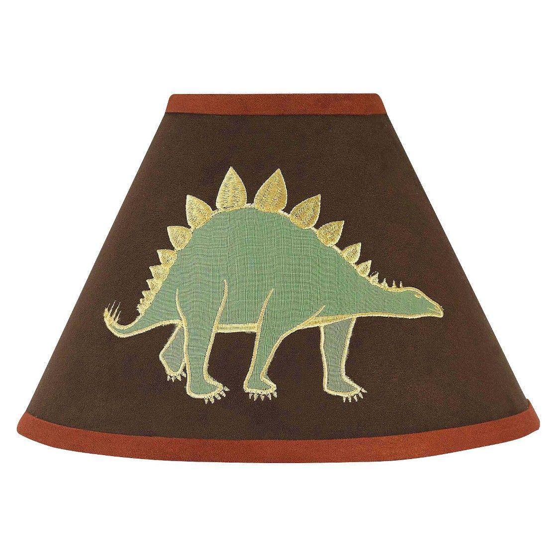 Sweet jojo designs construction zone lamp shade free shipping on - Sweet Jojo Designs Dinosaur Land Lamp Shade