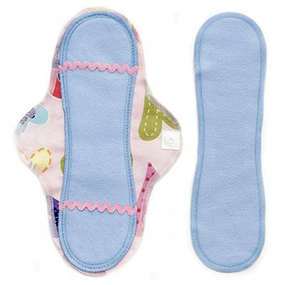 Lunapads Maxi Pad and Liner - Menstrual Care - Cotton Babies Cloth Diaper Store #CottonBabies