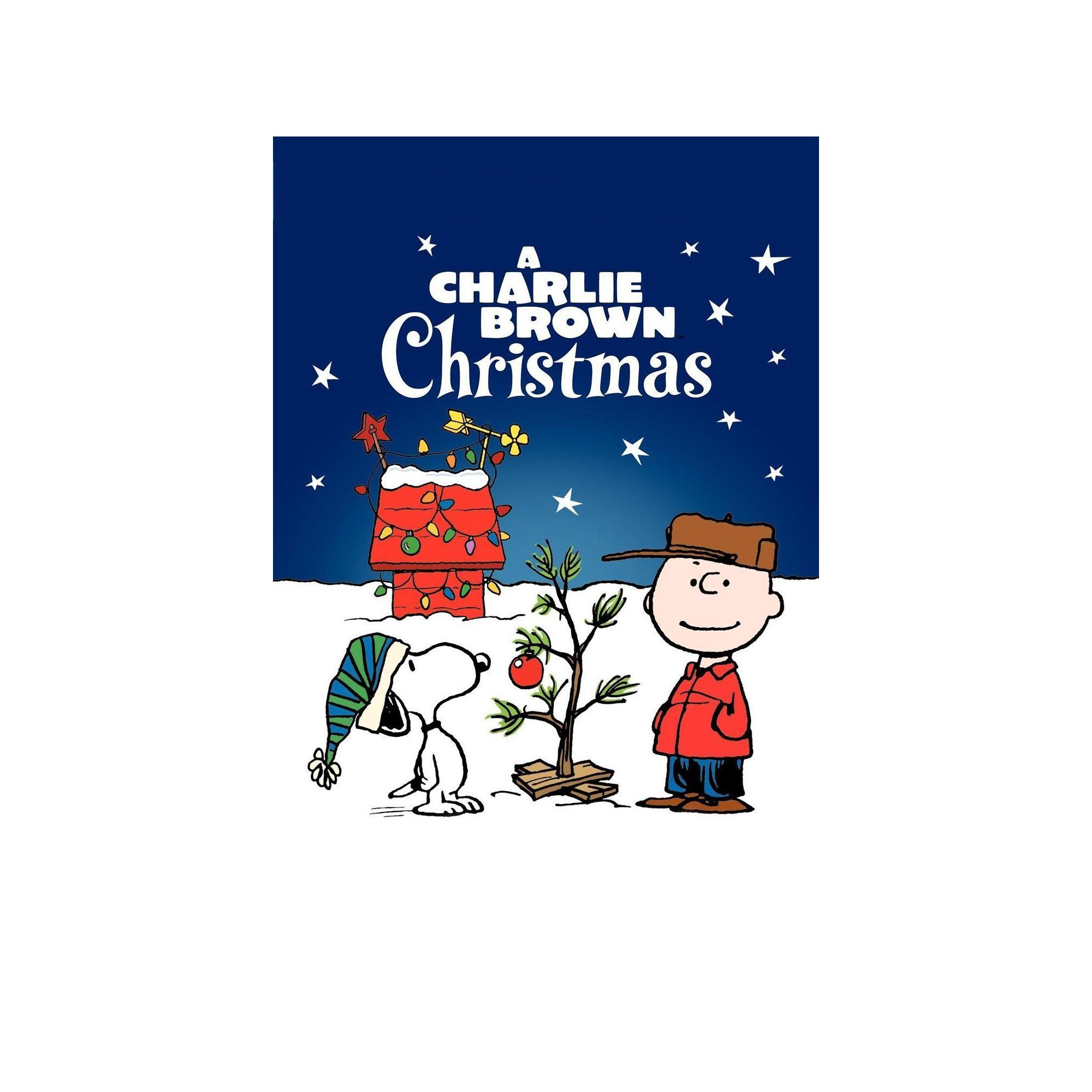 A Charlie Brown Christmas (Blu-ray)   Charlie brown ...