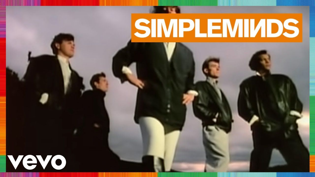 Simple Minds Alive And Kicking Simple Minds 70s Songs Soul Music