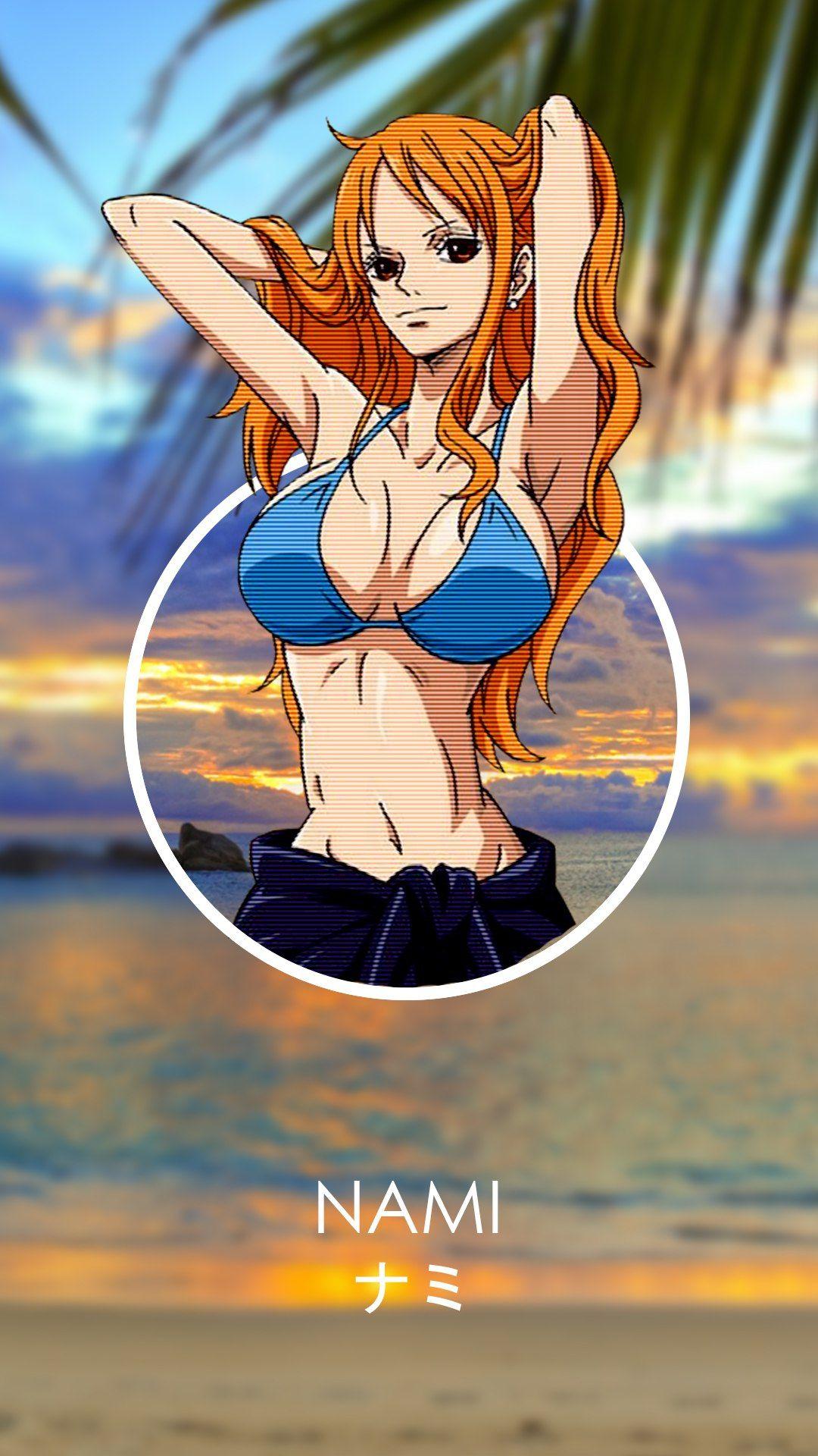 Nami Wallpaper Arte De Anime Nami One Piece Y Figuras De