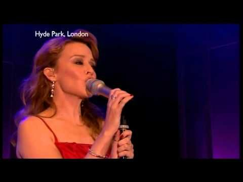 ▶ Kylie Minogue - I Believe In You [Live at BBC Proms] - YouTube