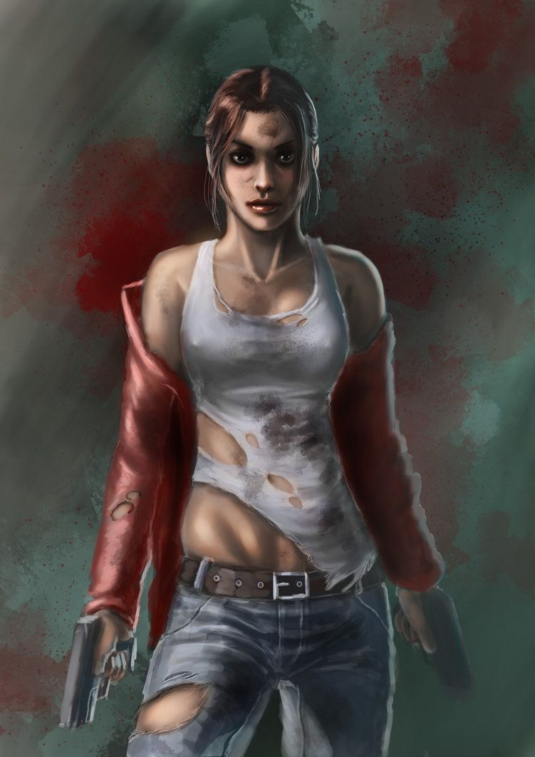 Sexy zoey left 4 dead
