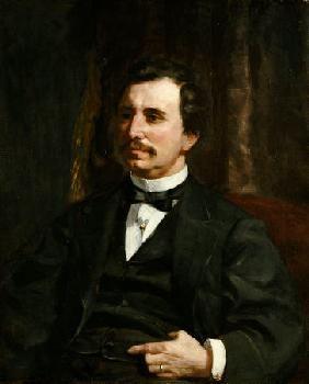 Pierre-Auguste Renoir - Portrait Du Colonel Barton Howard Jenks