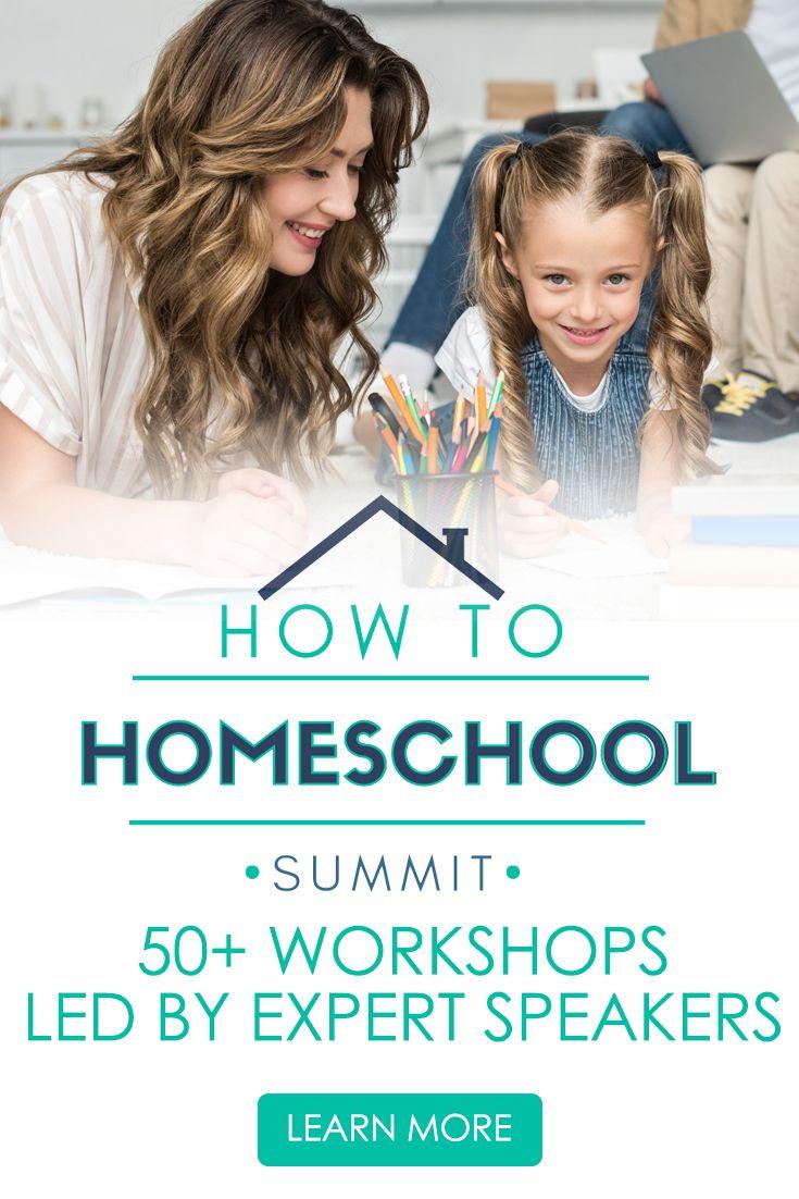 Join the How to Homeschool Summit in 2020 Homeschool