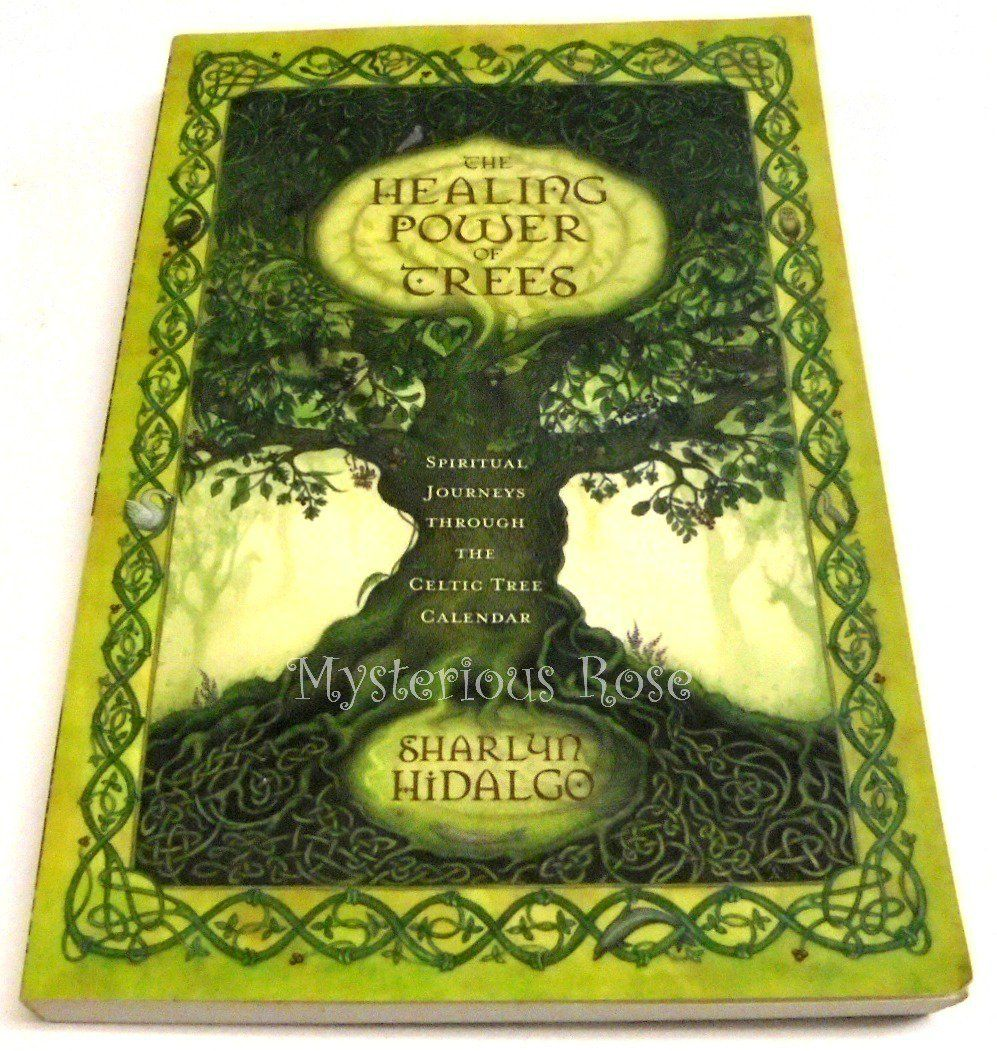 BOOK: The Healing Power of Trees Book by Sharlyn Hidalgo    COVER TYPE: Softback    PAGES: 254    ABOUT THIS BOOK:    From the birch to the willow, wa
