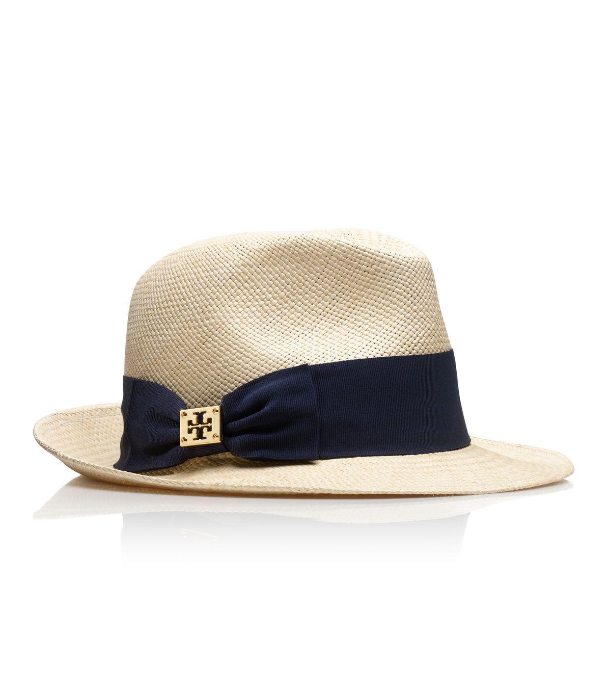 078b2af947e8f Tory Burch Fedora. I so so so so LOVE THIS HAT!!!!!