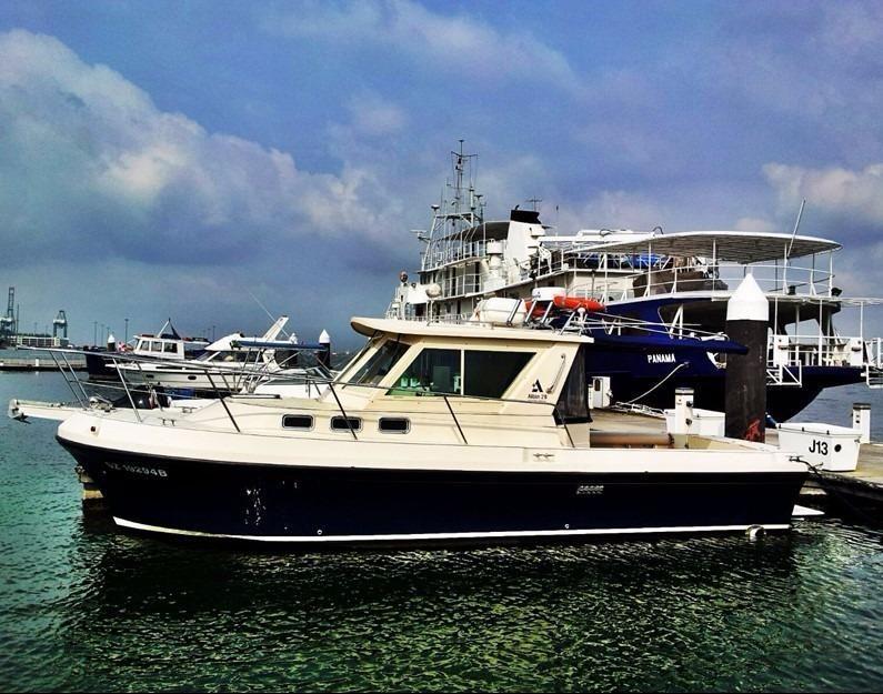Offshore Boat - 116k - 2007 Albin 28 TE Power Boat For Sale