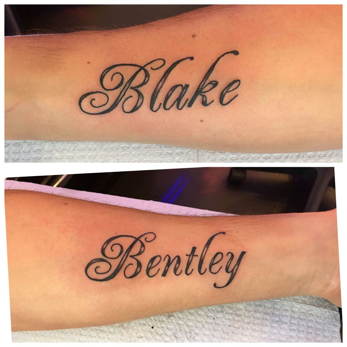 Zachary Lloyd Tattoo Name Tattoos Baby Name Tattoos Forearm Name Tattoos