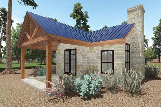 Plan #935-9 - Houseplans Rureality Pinterest Cottage