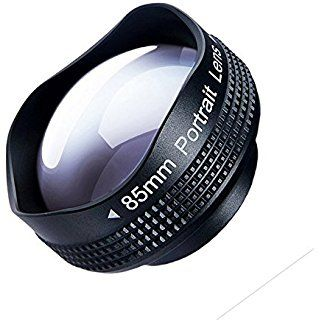online store 3eaa7 55b33 Apexel 85mm Portrait Lens, Professional HD Phone Camera Lens, 3x AS ...